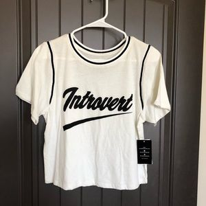 Love Tribe Sporty Crop Top